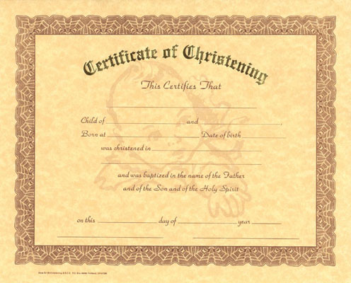 christening certificates templates free - pin baptism certificate cake on pinterest